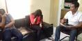 Istri Ditangkap Kasus Penipuan, Suami Setia Temani di Penjara