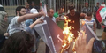 Kalah Perang, ISIS Kalap! Anggota Sendiri Dibakar