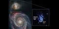 Ledakan Lubang Hitam Ini 'Muntahkan' Bintang Baru