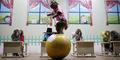 Menggemaskan, Ada Sekolah Khusus Monyet di Korea Selatan