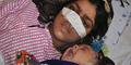 Ngeri, Hidung Wanita Ini Dipangkas Habis Suaminya