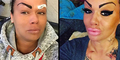 Pamer Tato Alis, Wanita Ini Malah Jadi 'Bulan-bulanan' Netizen