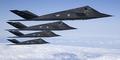 Pesawat Siluman Tak Terlihat Radar Berkat Gula
