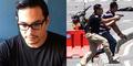 Rino Soedarjo, Polisi Ganteng Fashionable Turut Berjibaku Di Sarinah