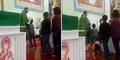 Ritual Pemberkatan Pastor di Brasil, Kepala Anak-anak Ditoyor