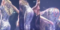 Terlalu Ketat & Seksi, Celana Jennifer Lopez Robek di Panggung