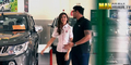 Video Aksi Ganas SPG Mobil Saat Digoda Pelanggan