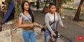 Video Yanti, Pengamen Cantik Asal Grogol Jadi Viral