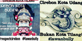 10 Meme Karya Netizen Cirebon Tandingi 'Cirebon Kota Tilang'