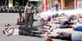 Absen Salat Berjamaah, 78 Personel Polisi Dijemur Atasan