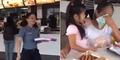 Aksi Mulia Restoran Beri Pesta Kejutan untuk Gadis Kecil