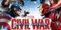 Anggota Kubu 2 Superhero Terungkap di Poster Captain America: Civil War