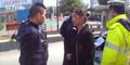 Anggota SWAT Gadungan Kena Tilang, Pacarnya Mencak-mencak