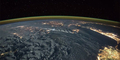 Badai Petir di Bumi Terlihat Indah dari Luar Angkasa