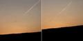 Benda Misterius Jatuh di Langit Rusia, Meteor Atau UFO?
