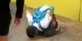 Bocah SMP Dibully Jadi Anjing, Menggonggong Jilati Aspal