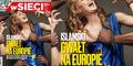 Cover Kontroversial Majalah Polandia, 'Islam Perkosa Eropa'