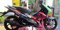 Cuma di Indonesia, Motor Mio Modif Satria FU