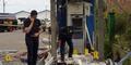 Densus 88 Gerebek Perumahan Sarang Teroris Santoso di Malang