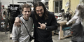 Foto Bocoran Kostum The Flash & Aquaman di Film Justice League