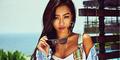 Foto Seksi Hyorin Sistar dengan Majalah The Celebrity di Bali