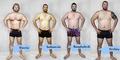 Foto: Tubuh Pria Ideal dari 19 Negara di Dunia