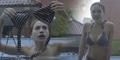 Heboh Video Hot Nikita Mirzani Ganti Bikini di Kolam Renang