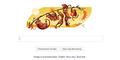 Keluarga Monyet Rayakan Imlek di Google Doodle