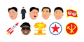 Kim Jong Un 'Dihina' Lewat Emoji