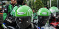 Lagi, Kecelakaan Driver Go-Jek Hebohkan Netizen