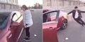 Libatkan Wanita Cantik, Pencuri Ini Gasak Mobil dengan Mudah