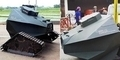 Mahasiswa ITS Surabaya Bikin Tank Tanpa Awak