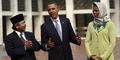 Muslim Amerika Bersyukur, Obama Akhirnya Kunjungi Masjid