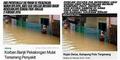 Netizen Heboh Banyak Artikel Banjir Pakai Foto Sama