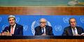 Pemimpin Dunia Sepakat Gencatan Senjata di Suriah