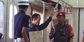 Pencopet di KRL Dipergoki Tentara, Dihukum Mengaku 'Saya Copet'