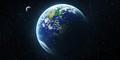 Peneliti: Tak Ada Planet Mirip Bumi