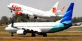 Pesawat Garuda & Lion Air Nyaris Tabrakan, Airnav: Tidak Benar