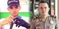 Polisi Ganteng Idola Netter Tewas Tembak Kepala Sendiri