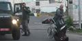 Polisi Israel Dorong Pria Palestina Sampai Terjungkal dari Kursi Roda