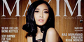 Pose Hot Rinni Wulandari di Majalah Maxim Bikin Heboh Netter