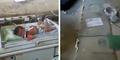 RS Anak Dibom Rusia, Bayi-bayi Suriah Menangis Ketakutan