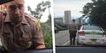 Tegas, Wanita di Miami Tegur Polisi Kebut-kebutan