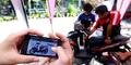 Teknologi Siswa SMK Bandung Bisa Hidupkan Motor dari Smartphone