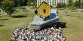 Teleskop 'Pembongkar Alam Semesta' James Webb Akan Rampung