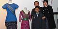 Top! Bocah Tunarungu Indonesia Ini Bikin Baju Untuk Michelle Obama