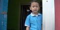Uoaievantz Sfydz David Junior, Nama Bocah Asal Kediri Ini Susah Diucapkan