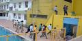 Video Macan Tutul Nyasar di Sekolah India, 6 Orang Terluka