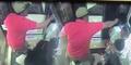 Video Pria Mirip Anggota DPR Ivan Haz Pukuli Pembantu di Lift
