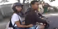 Remaja Alay Halangi Konvoi Ninja Dibleyer Sampai Kapok